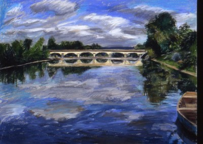 French Landscapes & Buildings