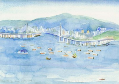 Watercolours S.E Asia